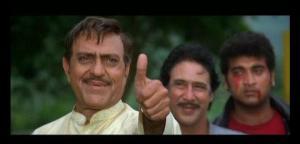 Amrish Puri says I can do it!